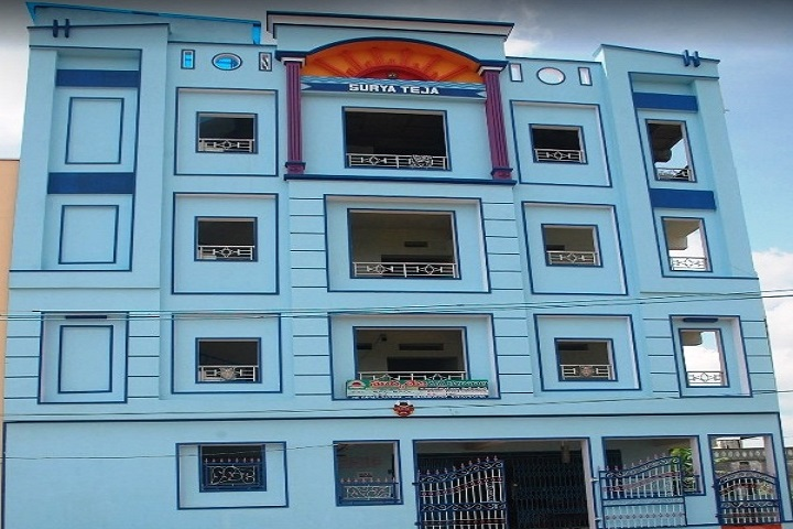 Surya Teja College-Campus View
