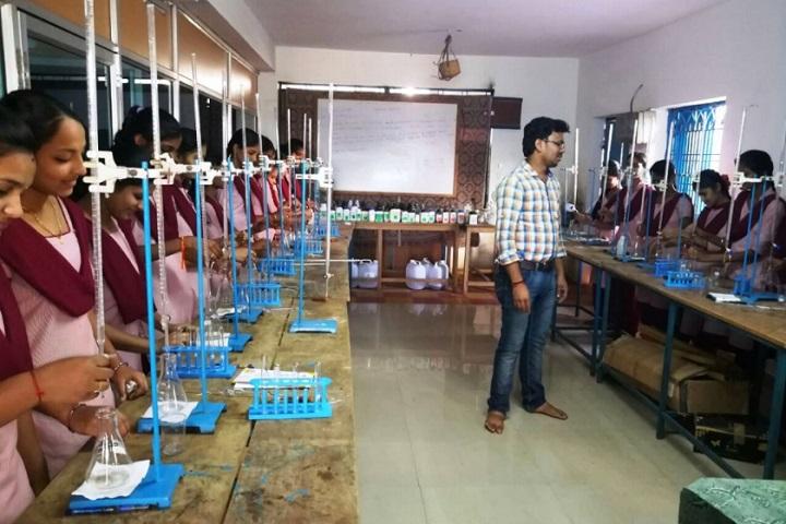 Surya Teja College-Chemistry Lab