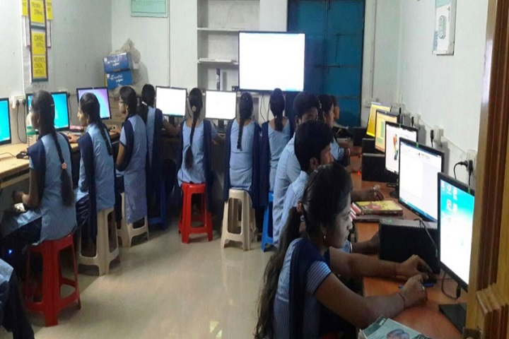 Surya Teja College-Computer Lab