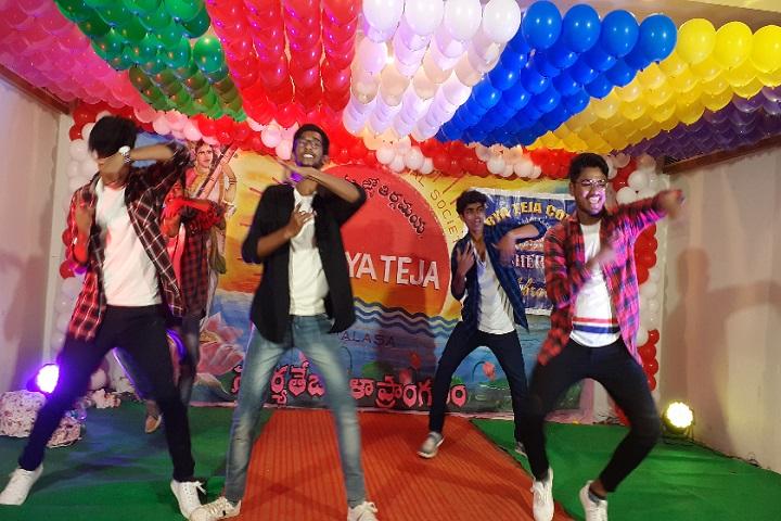 Surya Teja College-Dance