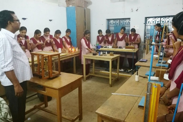 Surya Teja College-Physics Lab