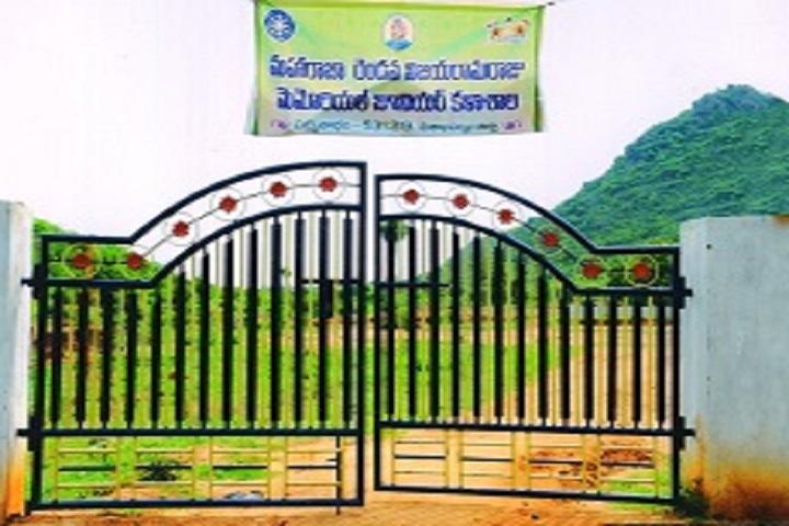 Maharaja Vijaya Rama Rajuii Memorial Junior College-Campus Entrances
