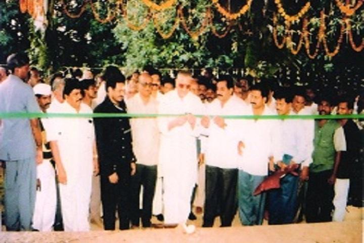 Maharaja Vijaya Rama Rajuii Memorial Junior College-College Opening Ceremony