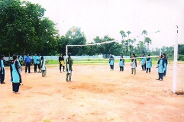 Maharaja Vijaya Rama Rajuii Memorial Junior College-Play Ground