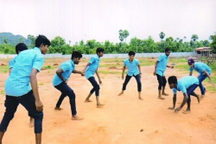 Maharaja Vijaya Rama Rajuii Memorial Junior College-Sports