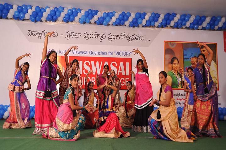 Viswasai Junior College - Dance