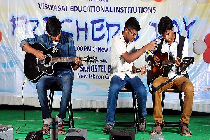 Viswasai Junior College - Music