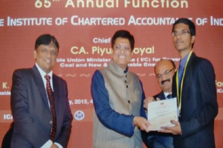 Master Minds Junior College - Award Ceremony