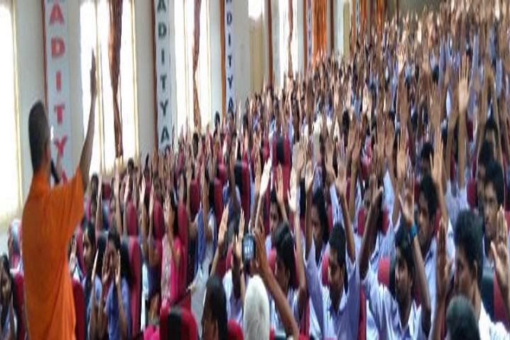 Aditya Juniour College - Auditorium