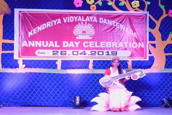 Kendriya Vidyalaya Dantewada-Annual Day