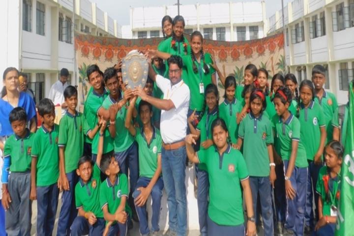 Kendriya Vidyalaya Dantewada-Award