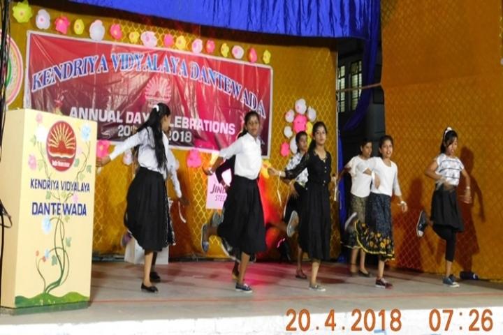 Kendriya Vidyalaya Dantewada-Dance