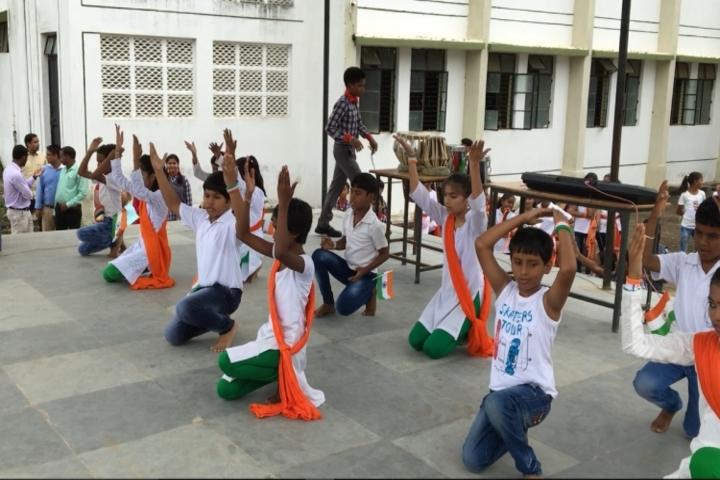 Kendriya Vidyalaya Dantewada-Independence Day