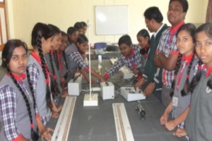 Kendriya Vidyalaya Dantewada-Biology Lab