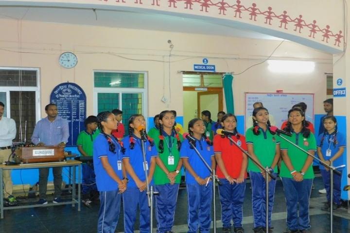 Kendriya Vidyalaya Dantewada-Singing
