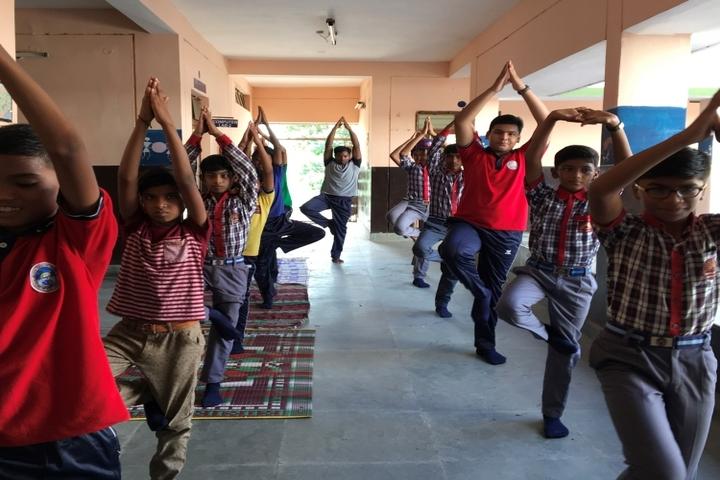 Kendriya Vidyalaya Dantewada-Yoga