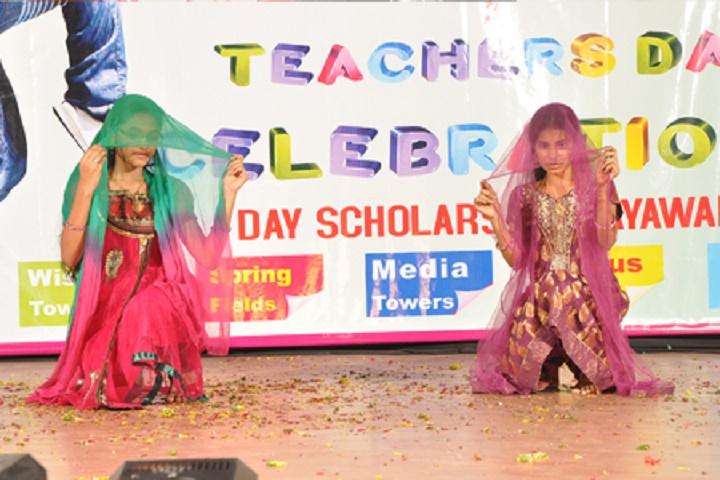 NRI Junior College-Teachers Day