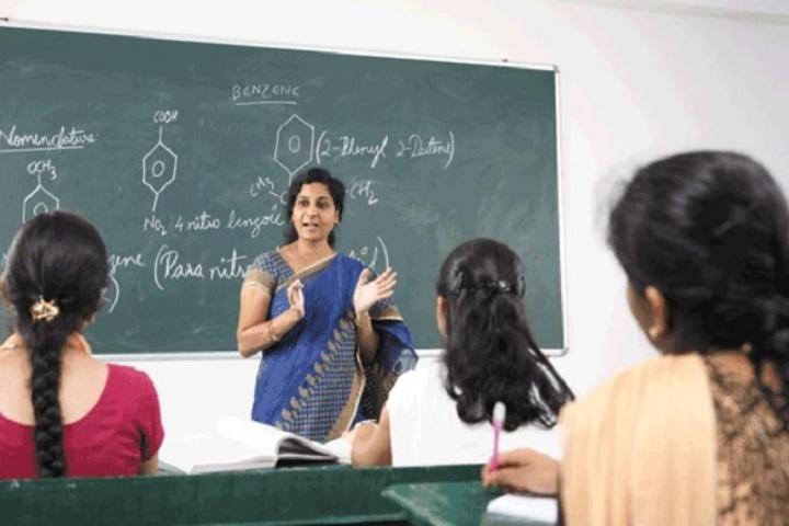 Sri Gayatri Junior college-Classroom