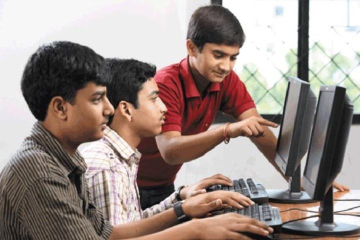 Sri Gayatri Junior college-Computer Lab