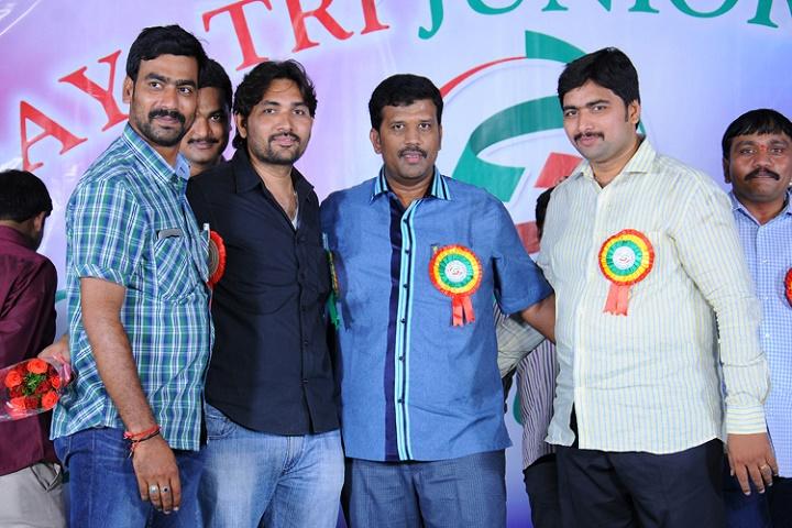 Sri Gayatri Junior college-Group Photo
