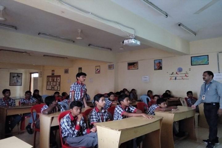 KENDRIYA VIDYALAYA JAGDALPUR-classroom