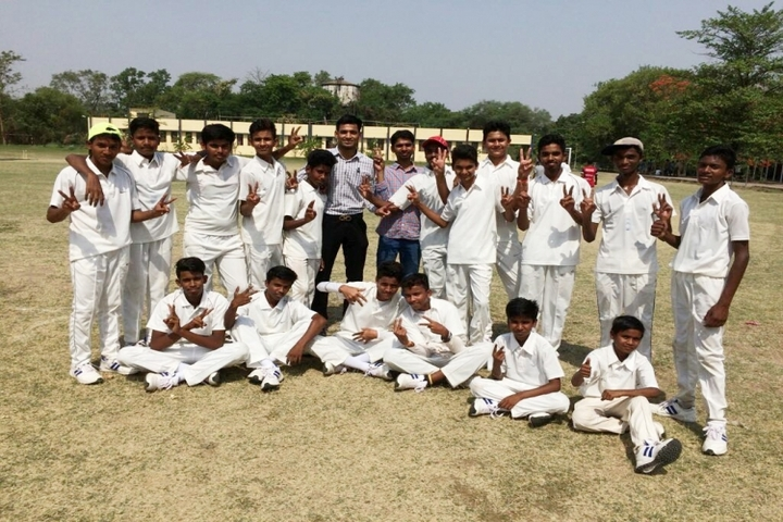 KENDRIYA VIDYALAYA JAGDALPUR-cricket