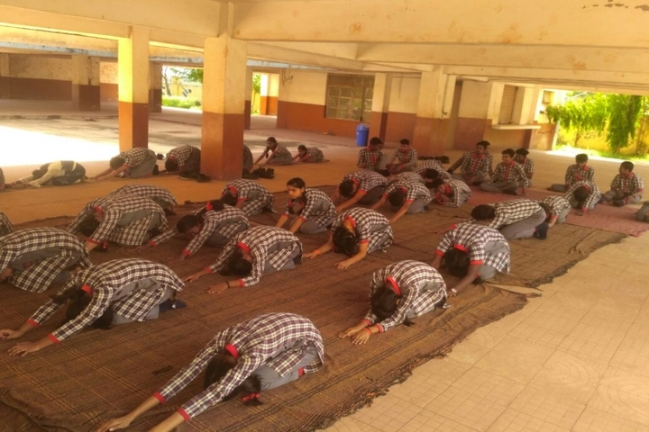 KENDRIYA VIDYALAYA JAGDALPUR-yoga