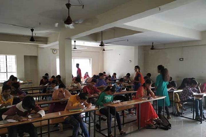Kites Junior College-Classroom
