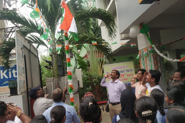 Kites Junior College-Independence day
