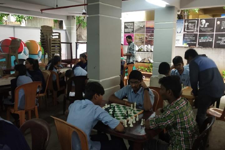 Kites Junior College-Indore Games