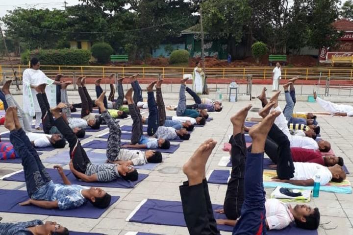 Kites Junior College-Yoga
