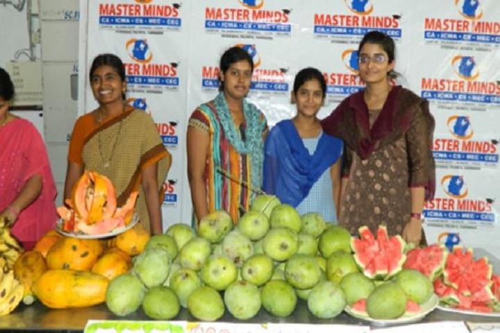 Master Minds Junior College-Food Festivals