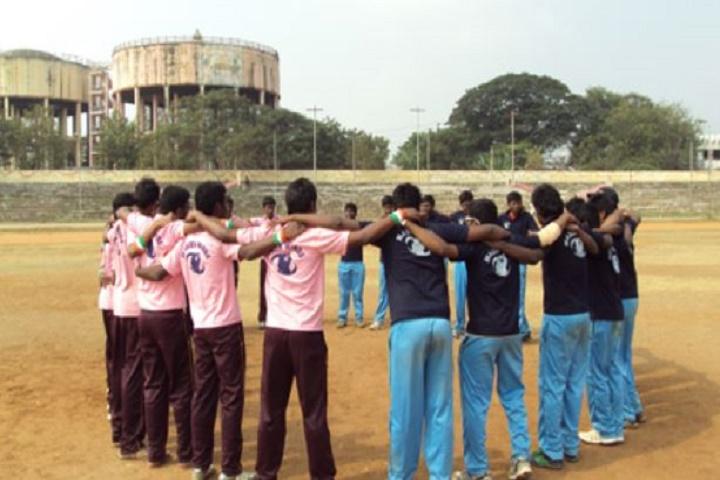 Master Minds Junior College-Sports