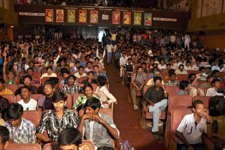 NRI Junior College-Auditorium