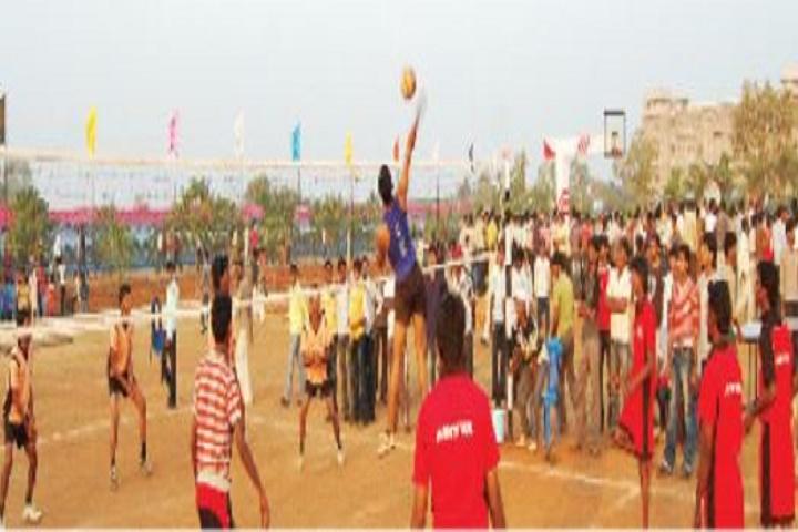 Aditya Juniour College-Sports
