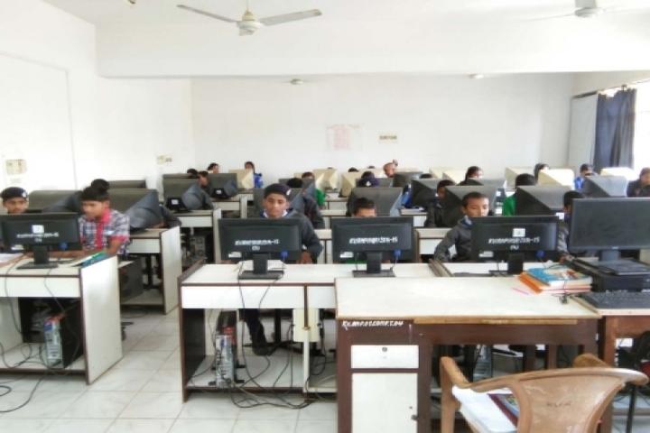 Kendriya Vidyalaya Ambikapur-Computer Lab