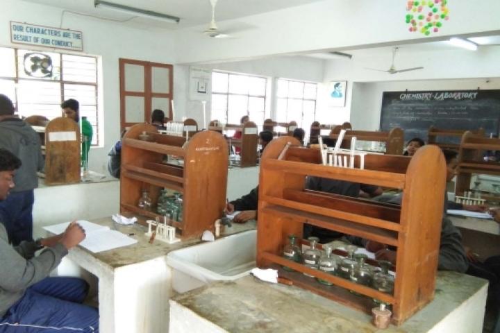 Kendriya Vidyalaya Ambikapur-Biology Lab