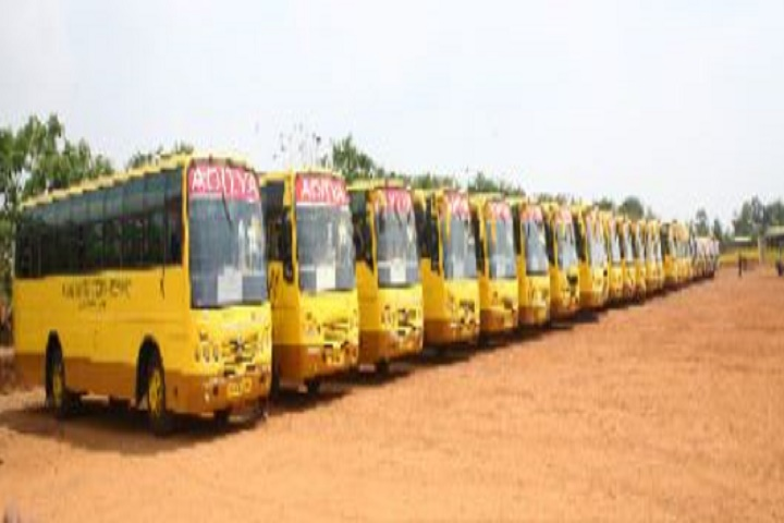 Aditya Junior College-Transport