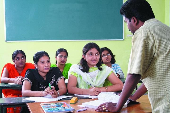 Sri Chaitanya Junior College-Classroom