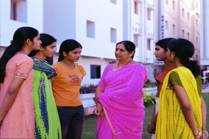 Sri Chaitanya Junior College-Group photo