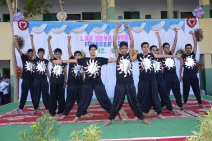LRG Naidu Junior College-Dance