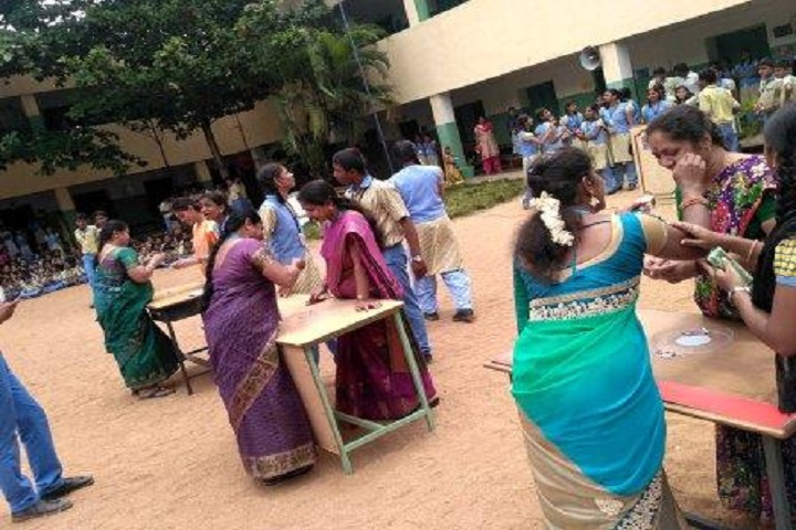 LRG Naidu Junior College-Teachers day