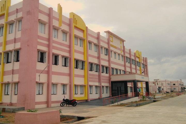 APSWR Junior College For Boys-Campus View