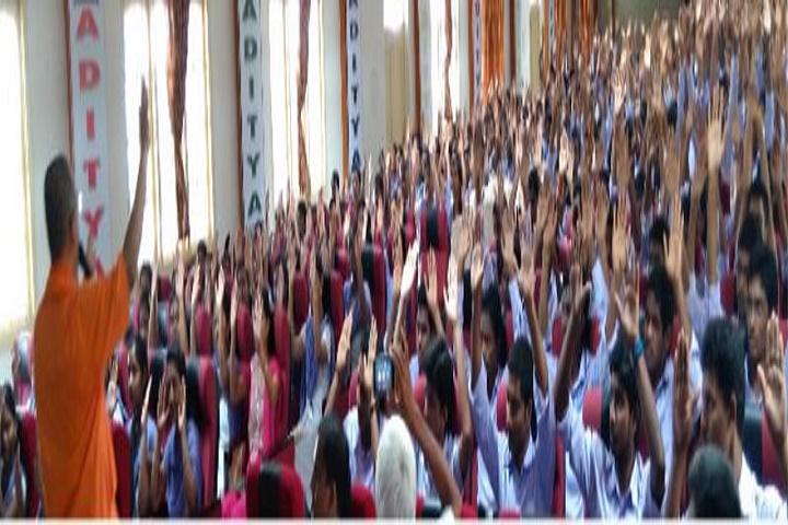 Aditya Junior College-Auditorium