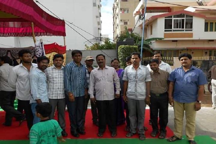 Aditya Junior College-Group Photo