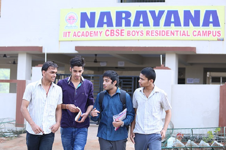 Narayana Junior College-Hostel