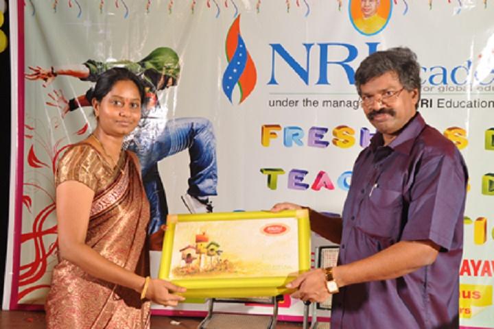 NRI Junior College-Award Ceremony
