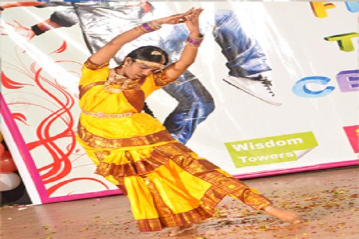 NRI Junior College-Dance
