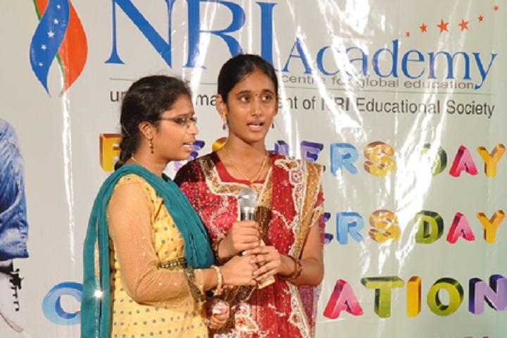 NRI Junior College-Singing