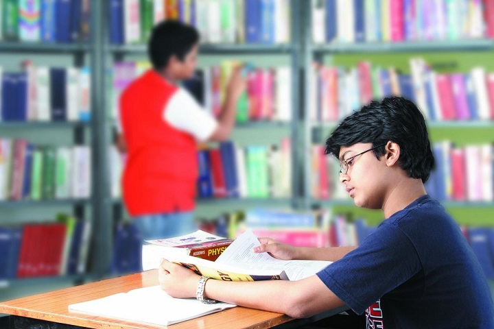 Sri Chaitanya Junior College-Library